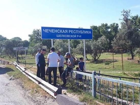 Процесс установления границы между Чечней и Дагестаном на данный момент приостановлен