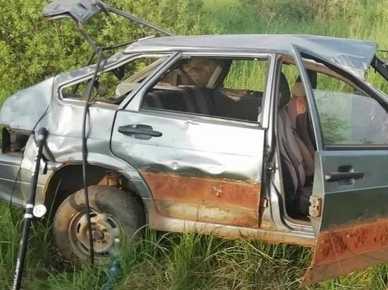 В Умуртии два ребенка находятся в реанимации из-за пьянного водителя