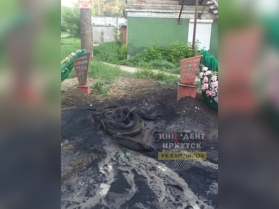 В Ангарске разгорелась «война» из-за мусорки