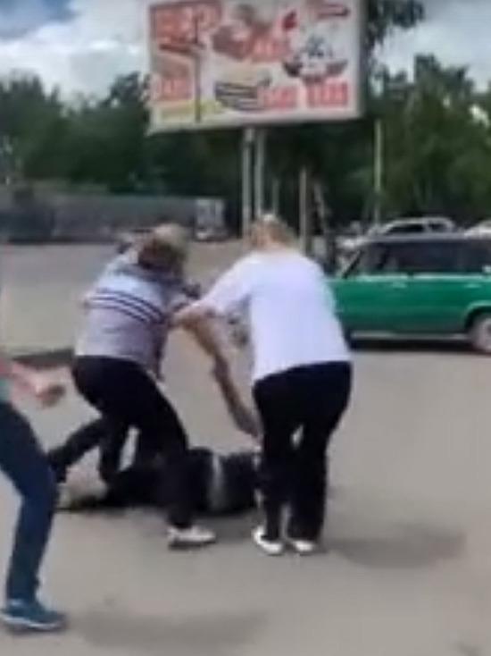 Бийчане устроили самосуд над пьяным водителем