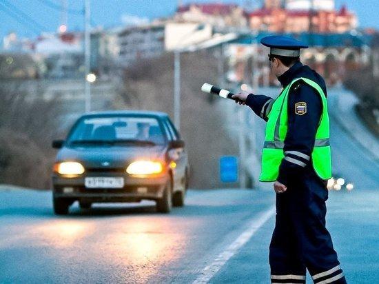 Приставы Оренбургской области ловят должников на дорогах