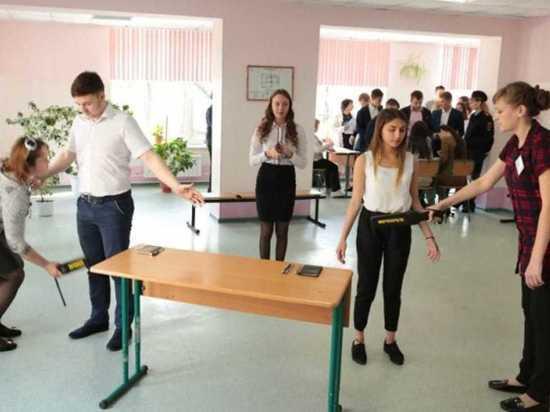 Оренбургские школьники страдают от ЕГЭ