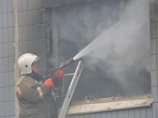 Ночью 12 июня в Ивановской области горели квартира и автомобиль