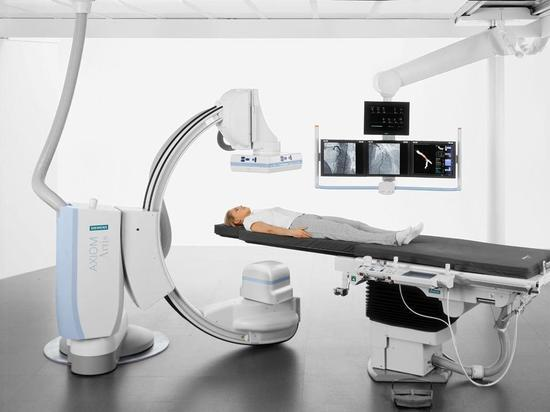 Для Псковской областной больницы купят ангиографическую систему