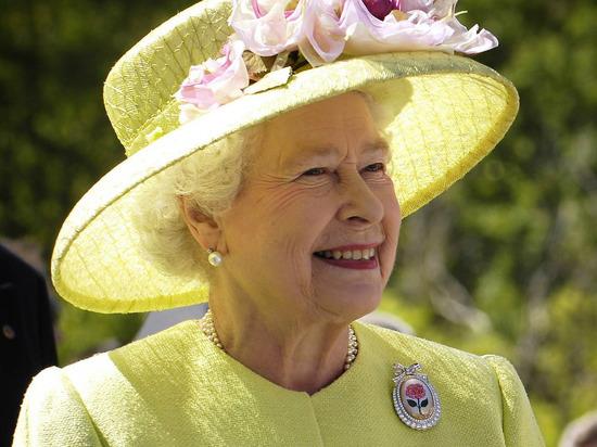 Королева Великобритании поздравила россиян с национальным праздником