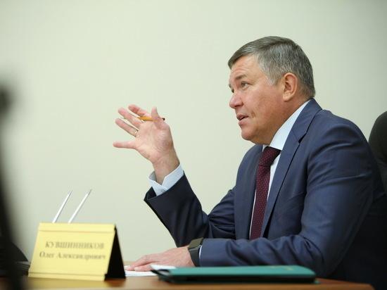 Региональный день приема граждан прошел в Вологде