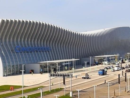 В Симферополе авиапассажирам будут выдавать талоны с Айвазовским