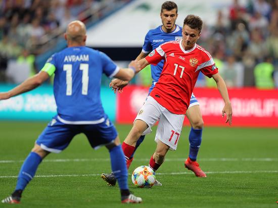 Почему сборная России испытала проблемы в матче с Кипром