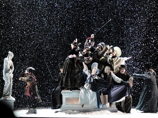 Вахтанговский театр продолжает гастрольный тур по Америке
