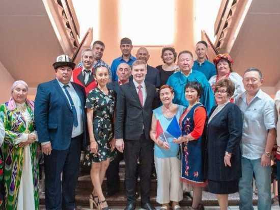 В Хакасии откроют многонациональный Центр