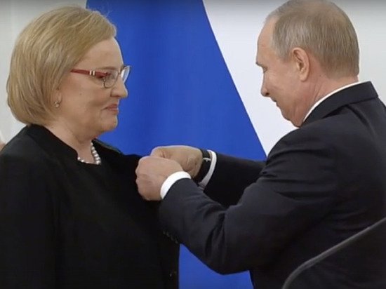 Непрозрачный намёк: Шатковская заявила в Кремле о необходимости сохранения чистоты Севера