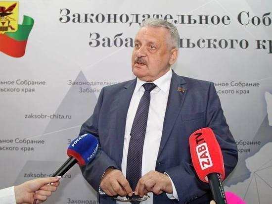 Нацелившийся на выборы губернатора Михайлов поедет за голосами в Хилок