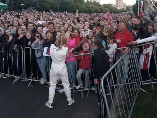Концерт на День города в Кирове собрал 52.000 зрителей