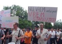 Молдавская революция, индюки и ухмылки Плахотнюка