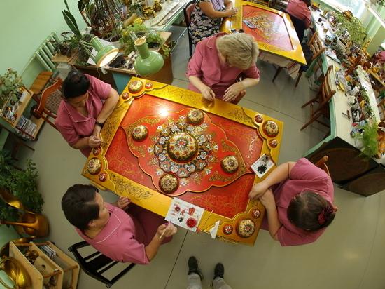 XVI международный фестиваль «Золотая Хохлома» пройдет в Семенове 15-16 июня (6+)