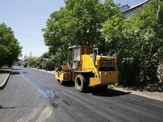 Полтора километра дороги отремонтировали в Ставрополе