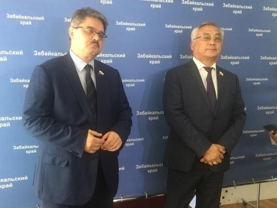 Жамсуев рассказал, когда Забайкалье почувствует эффект от вхождения в ДФО
