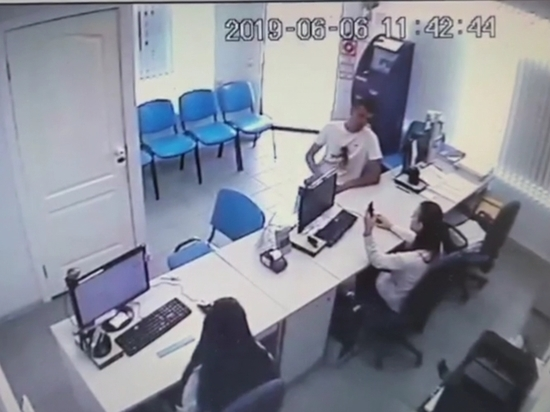 Приезжего, подозреваемого серии ограблений банков, задержали в Краснодаре