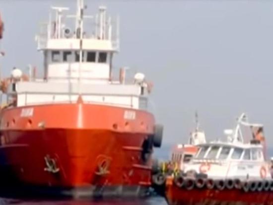 На атакованных в Оманском заливе танкерах были россияне