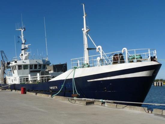 Россия требует от Эстонии 720 тысяч евро за задержанное судно