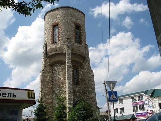 Водонапорную башню в Кашире превратят в средневековый замок