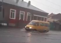 Во Владикавказе образовался «второй Терек»