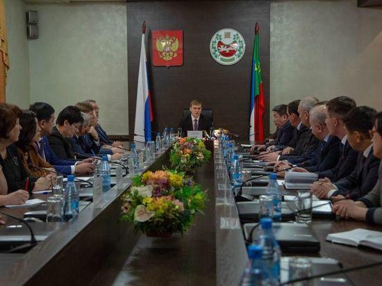 В Хакасии депутаты Верховного совета предлагают упразднить структуры в правительстве региона