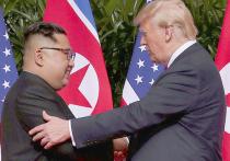 Дональд Трамп снова хвалит Ким Чен Ына