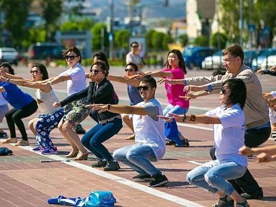 Всероссийский Олимпийский день в Чите отметят массовой зарядкой