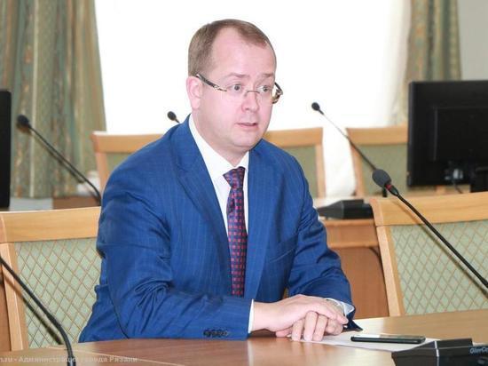 Следствие ходатайствует об аресте бывшего и.о. мэра Рязани Карабасова