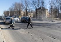 До 15 октября в Пскове должна быть отремонтирована улица Юбилейная