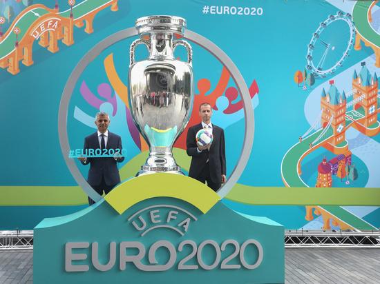 На Евро за евро: началась продажа билетов на чемпионат Европы-2020