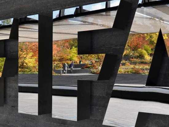 Сборная России поднялась на три места в рейтинге ФИФА