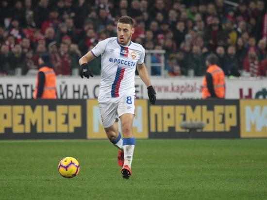 Агент Влашича сообщил о начале переговоров с ЦСКА