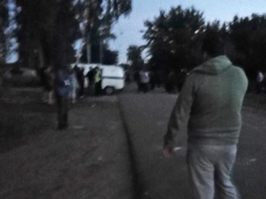 Российские селяне начали «войну» против цыган, попытавшихся изнасиловать местную жительницу