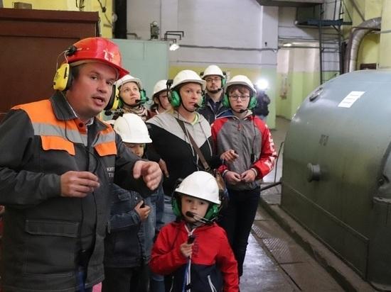 Кировская ТЭЦ-1 отмечает 85-летний юбилей