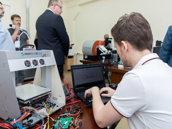 В Волгограде работает уникальное оборудование для 3D-моделирования