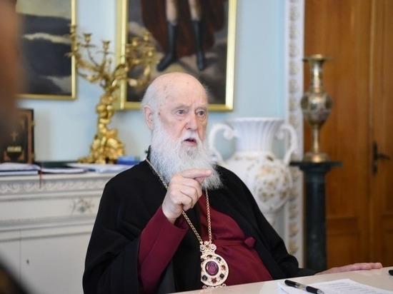Патриарх Филарет рискует получить вторую анафему: созывает всеукраинский «восстановительный» собор