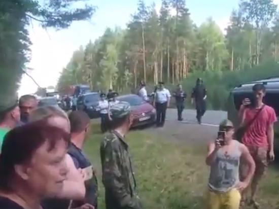 Активистов Ликино-Дулева попросили не нервничать