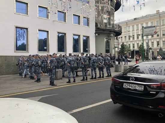 В Росгвардии ответили на вопрос о провокациях на митинге 16 июня