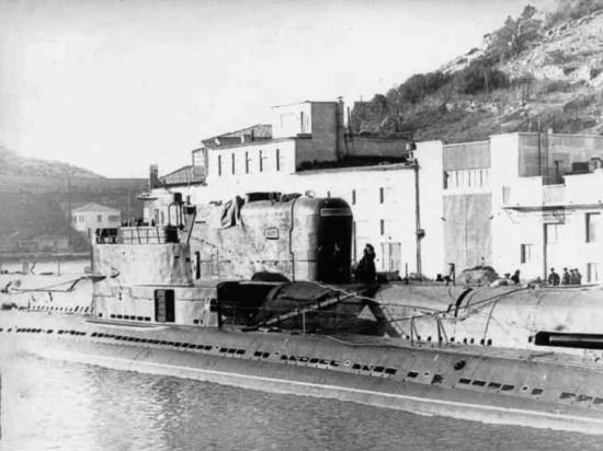 От Балаклавы до Чукотки: дальние походы подводника Романова