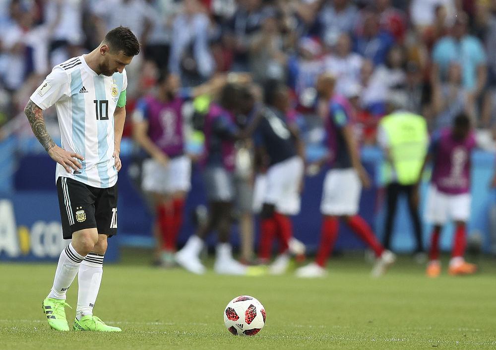 """Проклятие """"альбиселесте"""": история неудач Лео Месси в сборной Аргентины"""