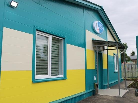 В Ивановской области открылся новый фельдшерско-акушерский пункт
