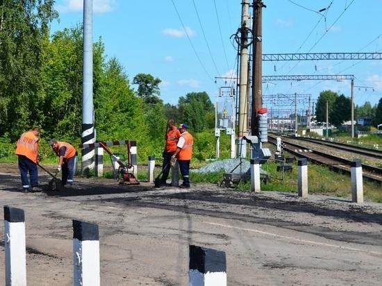 В Кирове переезд в Радужном закроют на три дня