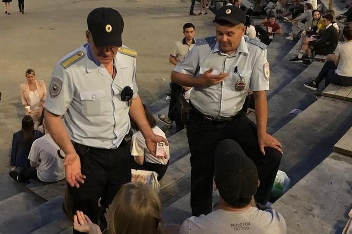 Разгульную молодежь гонят из центра Москвы: алкогольная вольница заканчивается