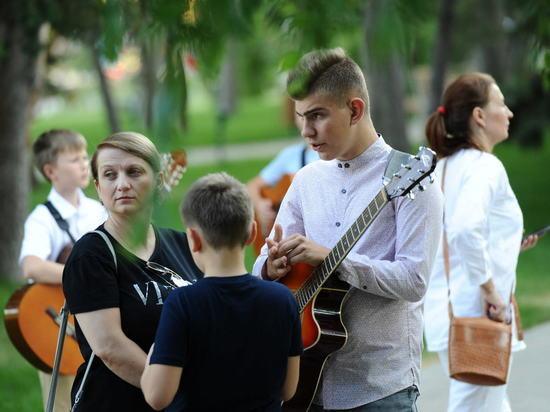 Победители отборочных туров выступят на дне рождения Волгограда