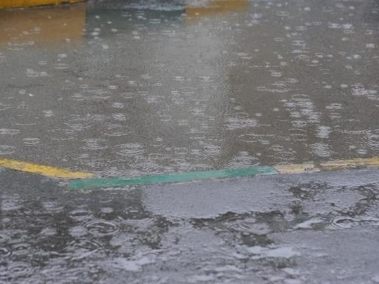В Волгоград идут дожди с грозами