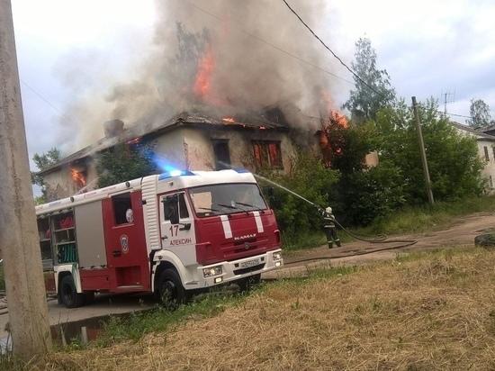 Сводка от пожарных за сутки:  в Туле есть погибший от огня