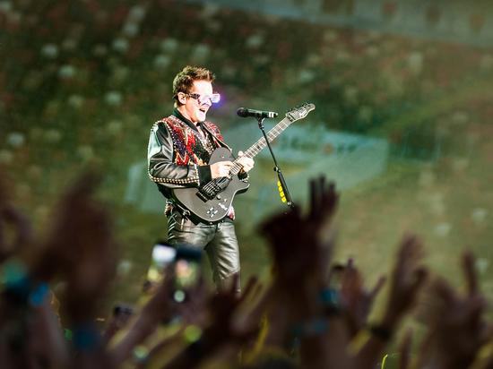 Muse шокировали фанатов симуляцией