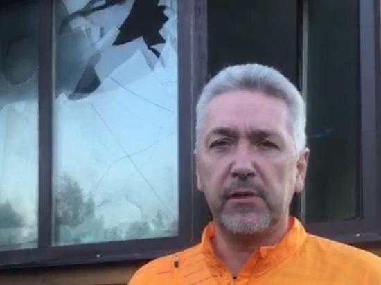 В Подмосковье пытались сжечь дом с детьми: хозяин назвал подозреваемых